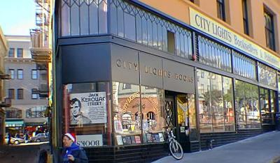 City Lights Books San Francisco Images