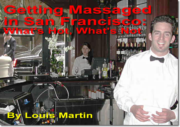 Asian sensual massage san francisco