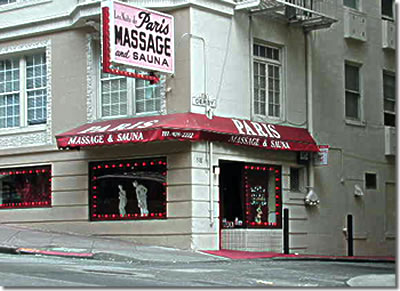 Massage érotique à san francisco
